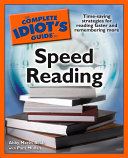 The Complete Idiot's Guide to Speed Reading ebook