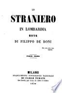 Lo straniero in Lombardia