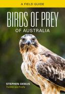 Birds of Prey of Australia Book