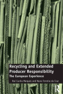 Recycling and Extended Producer Responsibility