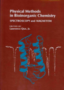 Physical Methods in Bioinorganic Chemistry