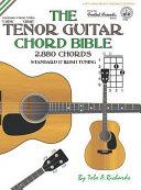 The Tenor Guitar Chord Bible