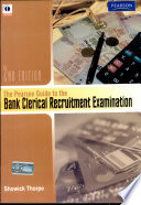 The Pearson Guide To The Bank Clerical Recruitment Examination  2 E