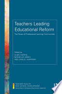 Teachers Leading Educational Reform
