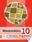 4°. Bachillerato - Grupo Polochic  : Segundo Semestre - IGER