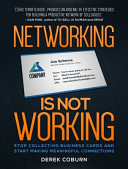 Networking Is Not Working