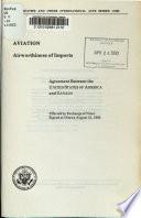 Aviation, Airworthiness of Imports