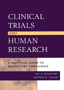 Clinical Trials and Human Research