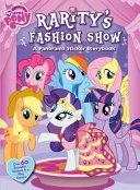 My Little Pony: Rarity's Fashion Show