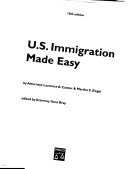 United States Immigration Made Easy - Band 10,Teil 2003 - Seite 317