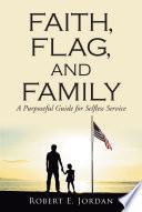 Faith  Flag  and Family