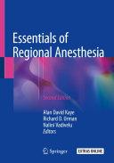 Essentials of Regional Anesthesia Pdf/ePub eBook
