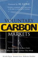 Voluntary Carbon Markets