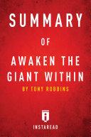 Pdf Summary of Awaken the Giant Within Telecharger