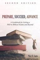 Prepare  Succeed  Advance  Second Edition