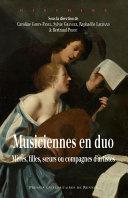 Pdf Musiciennes en duo Telecharger