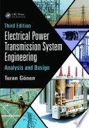 Electrical Power Transmission System Engineering Book PDF