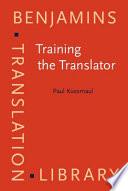 Training the Translator