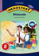 Books - Headstart Wiskunde Graad 8 Leerdersboek | ISBN 9780199055708