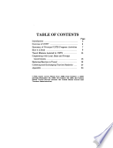 Program report of the United States Travel Service