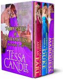Parvenues & Paramours Books 1-3 Box Set Pdf/ePub eBook