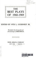 The Best Plays Of 1968 1969