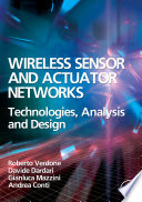 Wireless Sensor and Actuator Networks Book