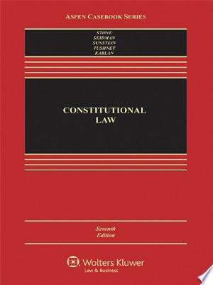 Download Constitutional Law Free Books - Dlebooks.net