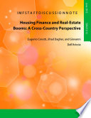 Housing Finance and Real-Estate Booms