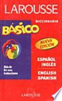 Larousse Basico Diccionario
