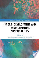 Sport, Development and Environmental Sustainability
