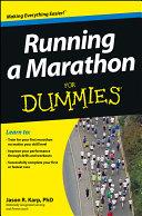 Running a Marathon For Dummies Pdf/ePub eBook
