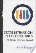 State Estimation In Chemometrics Book PDF