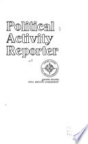 Political Activity Reporter: Introduction. Federal cases