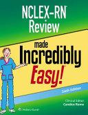 Nclex Rn Review Book