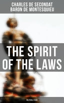 Pdf The Spirit of the Laws: Political Study