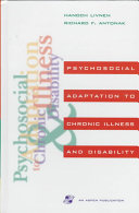 Psychosocial Adaptation to Chronic Illness and Disability