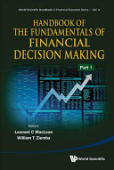 Handbook of the Fundamentals of Financial Decision Making (in 2 Parts)