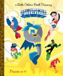 DC Super Friends Little Golden Book Treasury (DC Super Friends) Pdf/ePub eBook