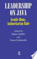 Leadership on Java Book