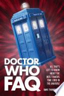 Doctor Who FAQ