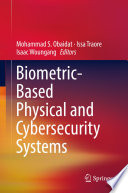 Biometric Based Physical and Cybersecurity Systems Book