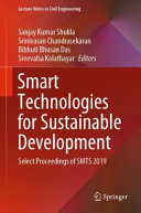 Smart Technologies for Sustainable Development Book