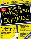 VCRs   Camcorders for Dummies