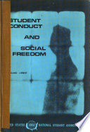 Student Conduct And Social Freedom PDF