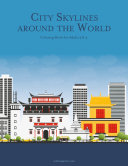 City Skylines around the World Coloring Book for Adults 3 & 4 [Pdf/ePub] eBook