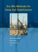 Dry Mix Methods for Deep Soil Stabilization