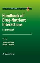 Handbook of Drug-Nutrient Interactions