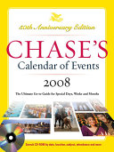 Chase's Calendar of Events 2008 ebook
