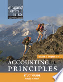 Accounting Principles, SG |
